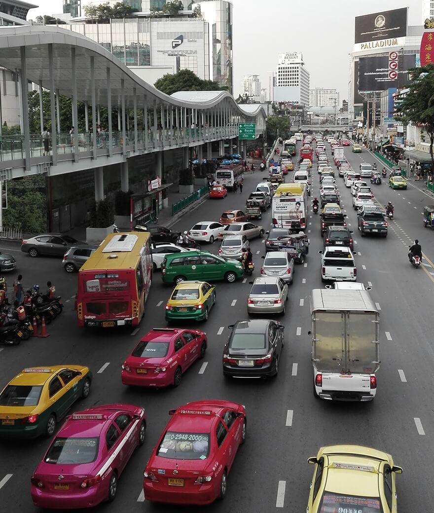 ASEAN市場視察・商談支援